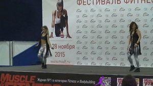 116. Захарова Анна, Лисичкина Настя Dance Team (для урока есть MP3 в продаже)