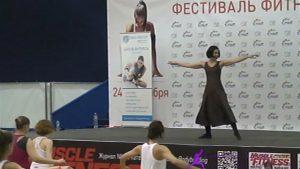 129. Калмыкова Ангелина - Body Ballet