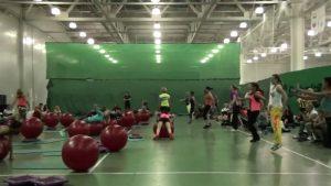 Freilah Aleksandra - Fitball control