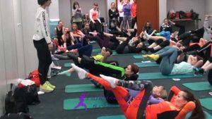 О.Буркова - Pilates Mat Intermec