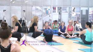 685. В.Лилл-Подготовка клиента к продвинутому уровню Pilates