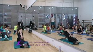 686. Л.Каткова - Pilates Intermediate