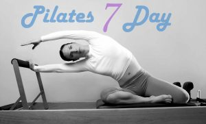 Pilates Day 7 от Fitness Express