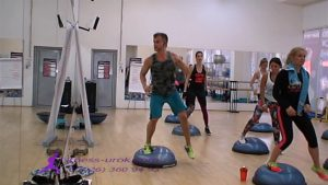 698. В. Захаров - WORKshop: BOSU TRAINING