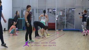 733. Top Fun Team - Animal Gymnastics 2