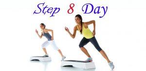 Фитнес конвенция Step Day 8