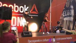 105. С.Олейников, Л.Ибрагимова - Aero Dance MIOFF 2016