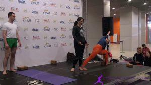 413. Е. Ульмасбаева - Многогранная йога для фитнеса 4 MIOFF 20164