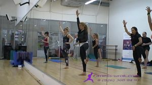 761. В. Лилл - Pilates стоя