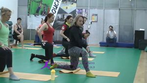 801. Екатерина Смоленцева - Stretching 3D