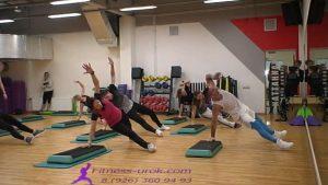838. Вл. Мурашкинцев - Athletic Condition (Step)