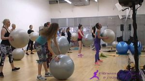 865. Александра Никонова - Circuit Training&Fitball (Б.мяч)