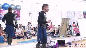 875. В. Захаров - ( ВОРКШОП ) Body Training 3D (блины,амортизатор)