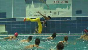 21. Gala Morizzo - High Aqua Kick Box AFT2019